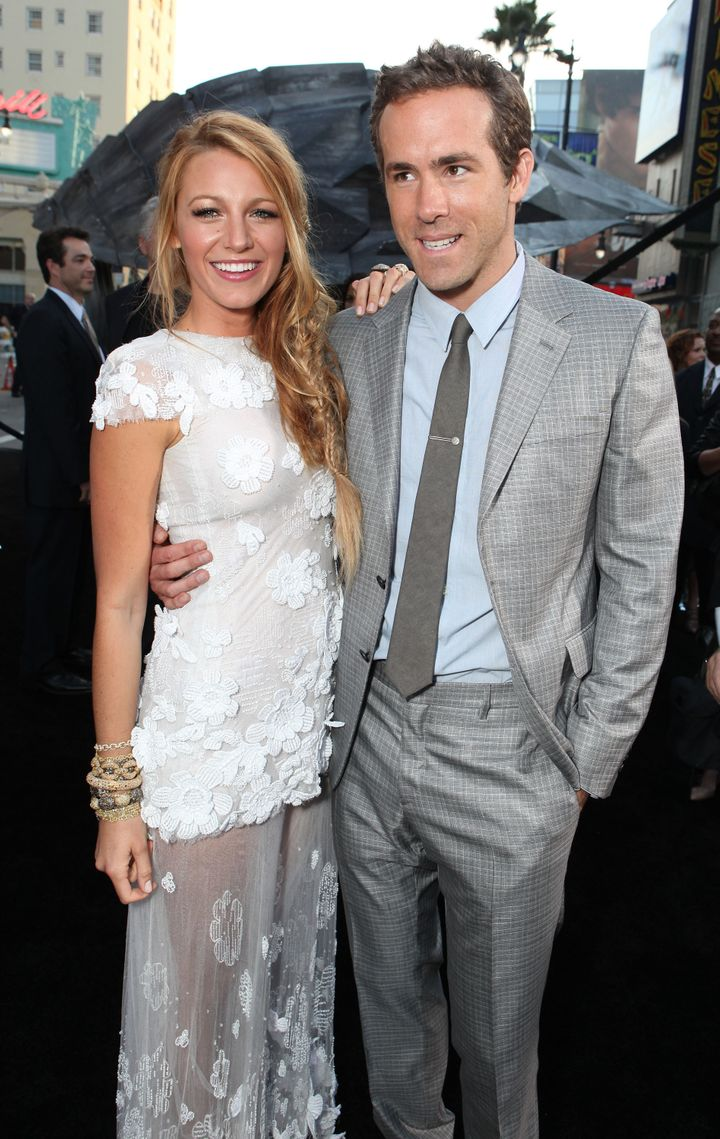 Blake Lively Wedding Dress.Blake Lively S Wedding Dress Was Marchesa Not Chanel Huffpost