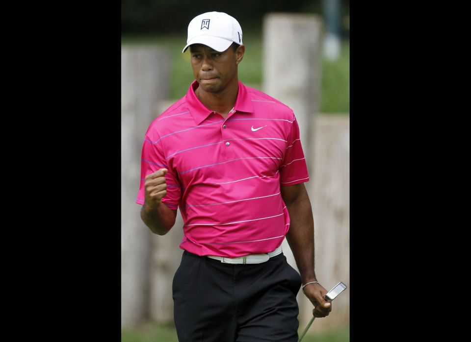"""Tiger Woods made headlines in late 2009 when reports of <a href=""""http://entertainment.blogs.foxnews.com/2009/12/07/tiger-wood"""