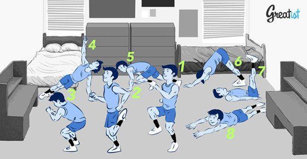 Image result for Bodyweight-Exercises-for-Any-Dorm-Room.jpg
