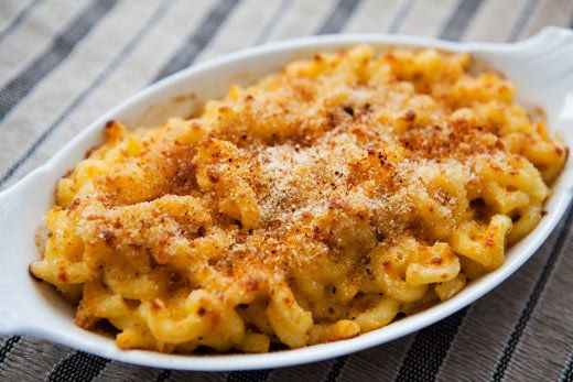 What Is That Loose White Powder In Your Easy Mac And Cheese