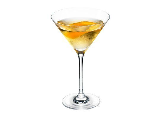 Dry and refined, the Martini tends to be associated with very <em>propah</em> figures like Winston Churchill and James Bond.