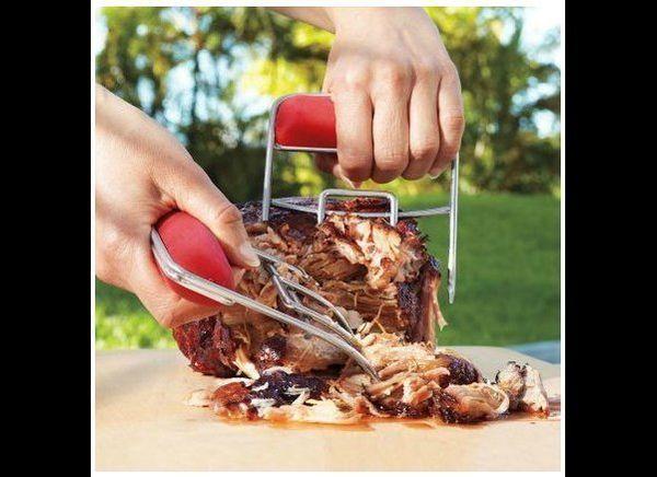 "But <a href=""http://www.surlatable.com/product/PRO-197670/Sur-La-Table-Bear-Claw-Meat-Shredder/Lifter"" target=""_hplink"">meat"