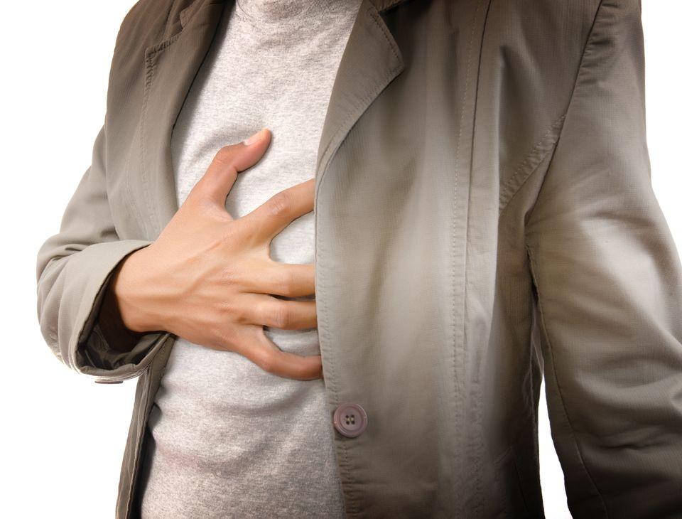 """The sleep disorder has a number of poor effects on the heart. """"It's as if somebody's choking you, so your heart rate goes up,"""
