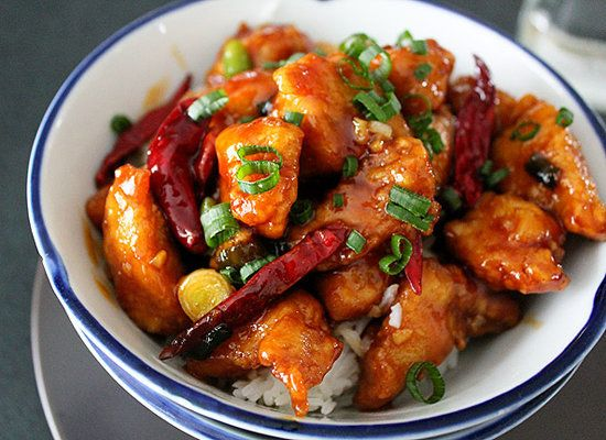 """<strong>Get the <a href=""""http://www.fromaway.com/cooking/chinese-new-year-general-tsos-chicken"""">General Tso's Chicken recipe"""
