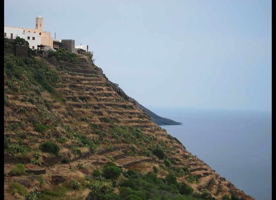 The Italian island of Pantelleria sits in the Mediterranean Sea closer to Africa than Sicily. A magnificent island of haunti