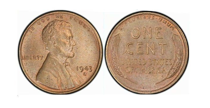 1943 Bronze Penny Sold For $1 Million To Bill Simpson, Texas Rangers