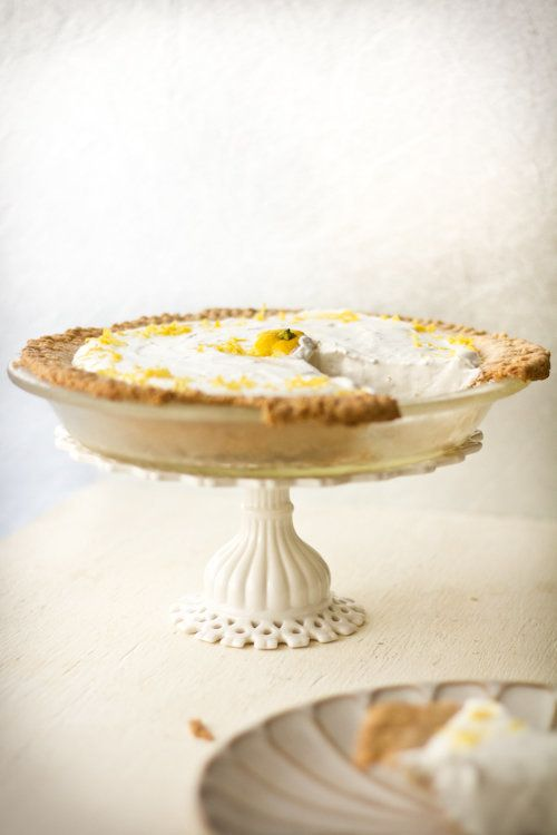 """<strong>Get the <a href=""""http://www.adventures-in-cooking.com/2012/01/lemon-ginger-cheesecake.html"""" target=""""_blank"""">Lemon Gin"""