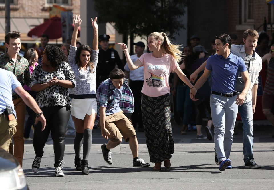 Glee' Ending After Season 6, Ryan Murphy Confirms | HuffPost