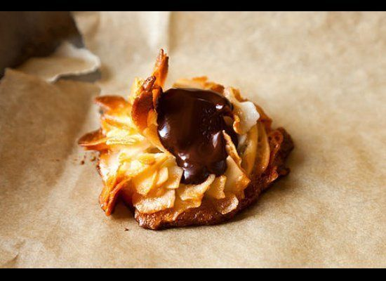 Alice Medrich, chocolatier and author of scads of baking cookbooks, is famously a little wild with her desserts. She develope
