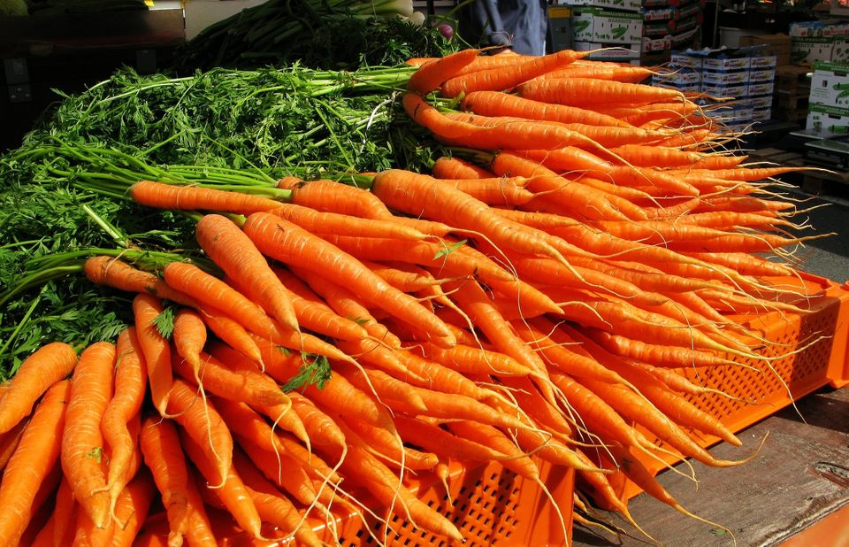 <strong>Why we love them: </strong> Another great source of eyesight-boosting vitamin A and beta-carotene, carrots are also r