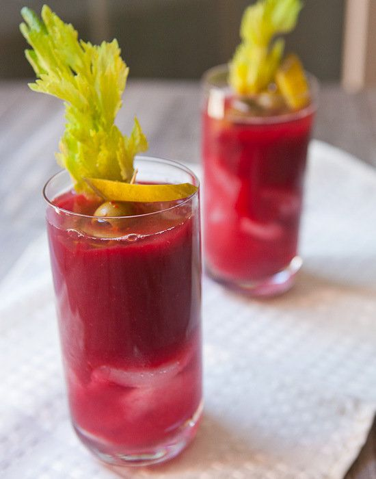 """<strong>Get the <a href=""""http://www.macheesmo.com/2014/08/beet-red-bloodies/"""" target=""""_blank"""">Beet Red Bloodies recipe</a> fr"""