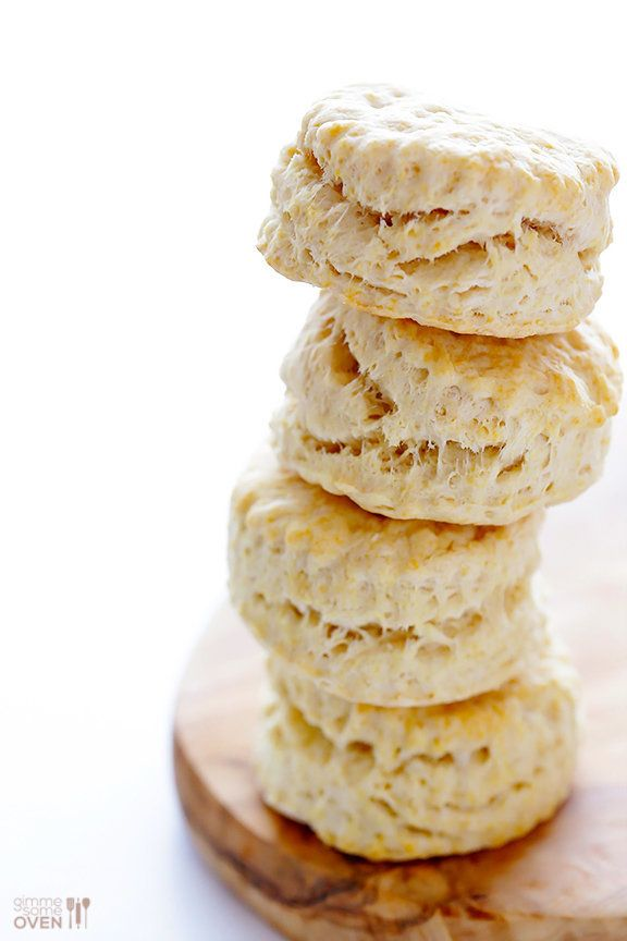 """<strong>Get the <a href=""""http://www.gimmesomeoven.com/3-ingredient-coconut-oil-biscuits-recipe/"""" target=""""_blank"""">3-Ingredient"""