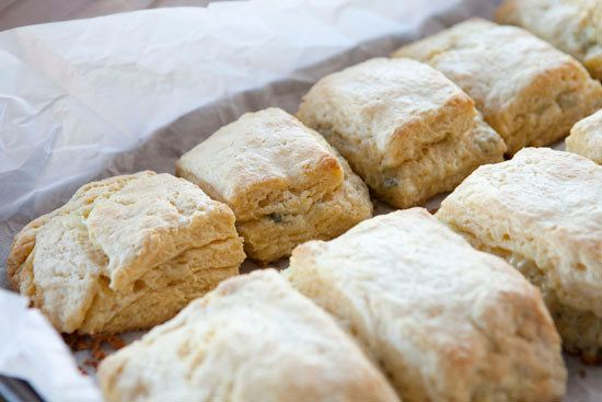 """<strong>Get the <a href=""""http://www.macheesmo.com/2012/12/blue-cheese-biscuits/"""" target=""""_blank"""">Blue Cheese Biscuits recipe<"""