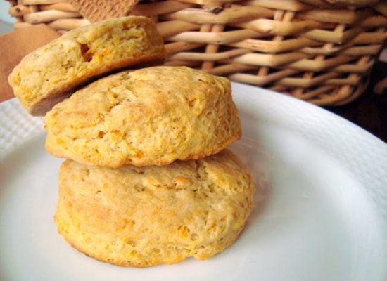 "<strong>Get the <a href=""http://www.thekitchenprepblog.com/2011/10/sweet-potato-weeks-more-than-biscuit.html"">Sweet Potato Bi"