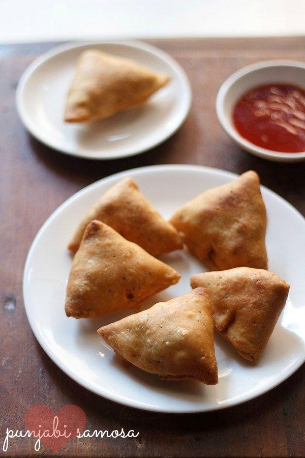 "<strong>Get the <a href=""http://www.vegrecipesofindia.com/samosa-recipe-punjabi-samosa/"" target=""_blank"">Samosa</a> recipe fr"