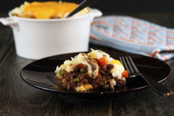 "<strong>Get the <a href=""http://www.mylifeasamrs.com/2012/03/shepherds-pie.html"">Lean Beef Shepherd's Pie recipe</a> by My Li"