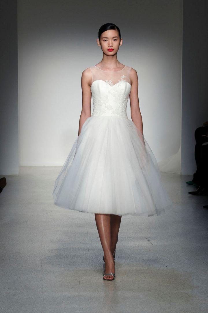 Amsale Wedding Dress Designer Dishes On Owning 3 Bridal Labels Huffpost Life