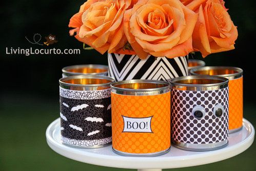 """Who said this holiday can't be chic? These labels will add a touch of class to any party.  (Photo by <a href=""""http://www.livi"""