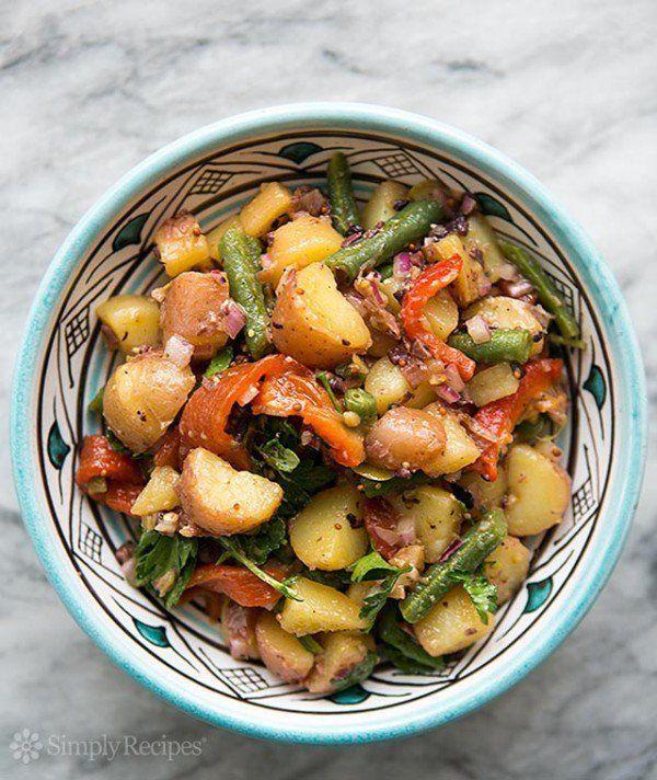 "<strong>Get the <a href=""http://www.simplyrecipes.com/recipes/mediterranean_potato_salad/"" target=""_blank"">Mediterranean Pota"