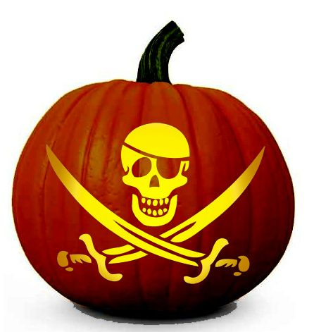 picture relating to Pumpkin Stencils Free Printable known as 9 No cost Printable Pumpkin Stencils For A Certain Halloween