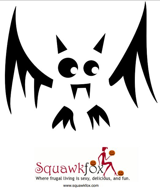 image about Printable Halloween Stencils identify 9 Absolutely free Printable Pumpkin Stencils For A Sure Halloween