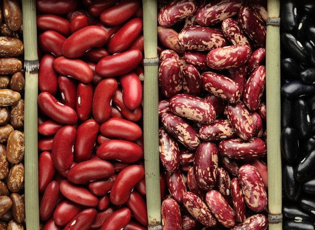 Have beans? This is a great way to pack fiber, protein and complex carbohydrates in just one bite. But don't forget to keep a