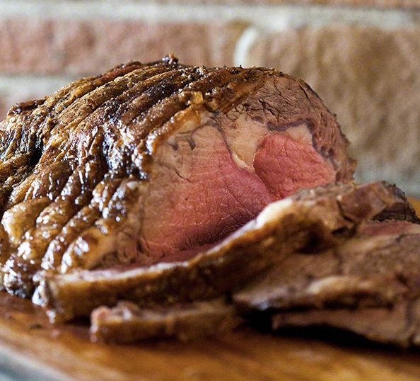 "<strong>Get the <a href=""http://www.simplyrecipes.com/recipes/prime_rib/"" target=""_blank"">Classic Prime Rib recipe</a> from S"