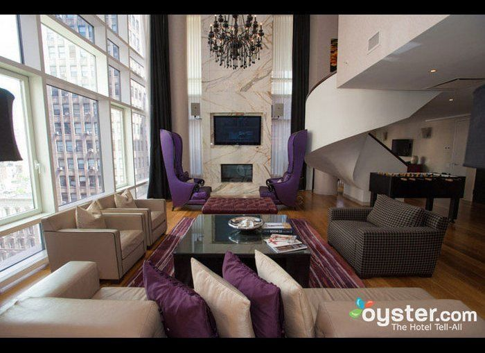 "<strong>The Hotel: <a href=""http://www.oyster.com/new-york-city/hotels/gansevoort-park-avenue/"" target=""_hplink"">Gansevoort P"