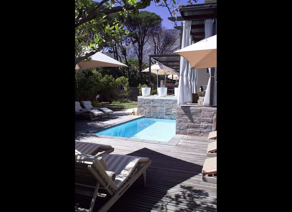 Kensington Place is one of my favorites in Cape Town, South Africa and great value for money.