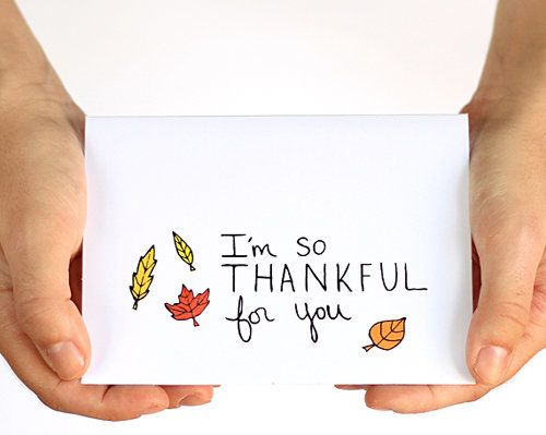 """A great way to show your loved ones how thankful you are to have them.  (Photo by <a href=""""http://www.julieannart.com/2011/11"""