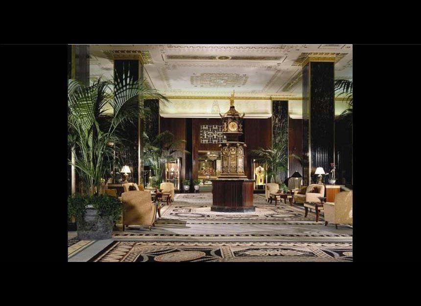 "Occupying an entire Manhattan city block, the <a href=""http://www.waldorfnewyork.com/"" target=""_hplink"">Waldorf Astoria </a>w"