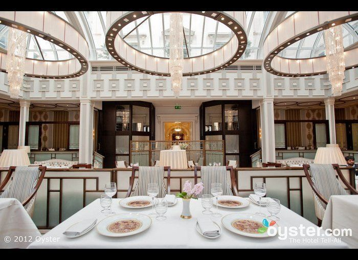 "A definite highlight of the luxurious <strong><a href=""http://www.oyster.com/london/hotels/the-lanesborough-a-st-regis-hotel/"