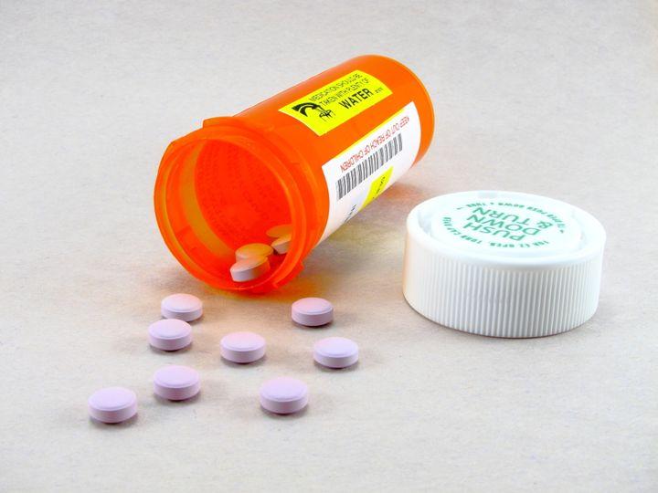 open orange prescription...