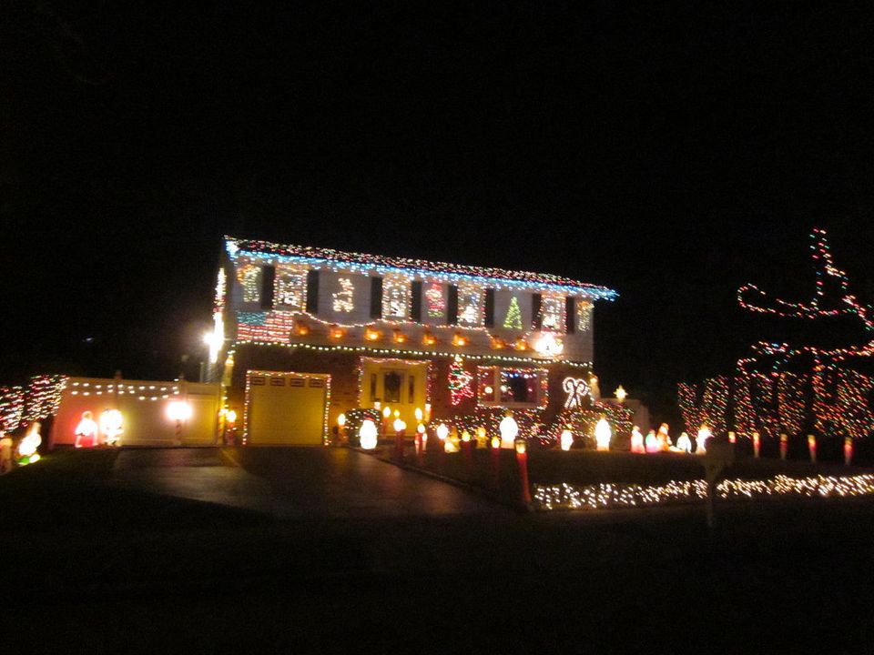 One of the most obvious ways to celebrate the beginning of the holiday season is by decorating with lights! Make sure to plug