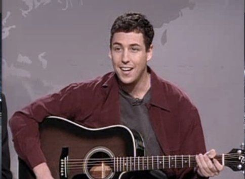 i am a member of the tribe aka a jew which means that while december is afloat in all things jingle bell and merry ho hos my kids and i are - Adam Sandler Christmas