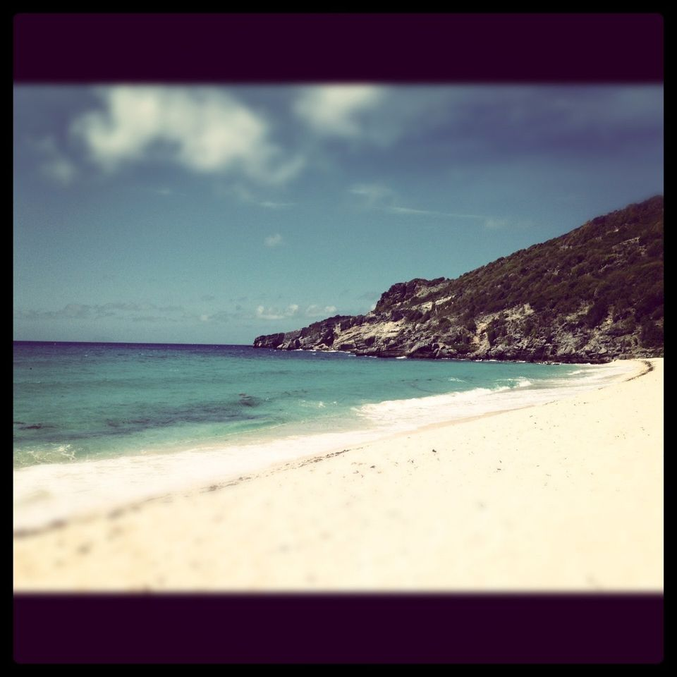 """<a href=""""https://www.huffpost.com/entry/post_3311_b_1463074"""">Gouverneur beach, St. Barts,</a> from April 2012 from Kate Aulet"""
