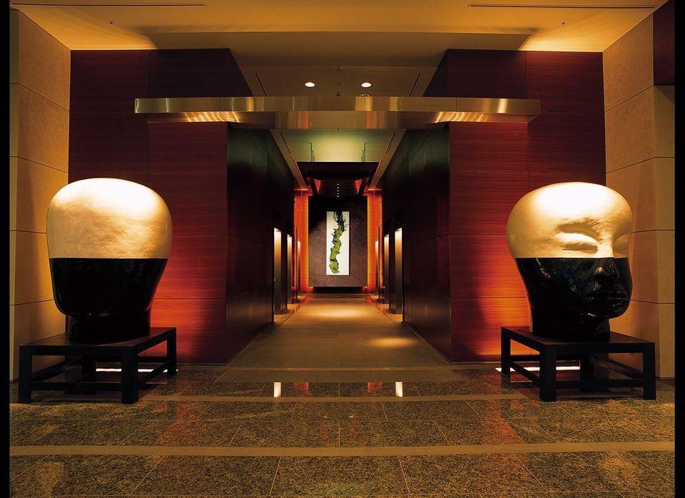 Photograph courtesy Grand Hyatt Tokyo
