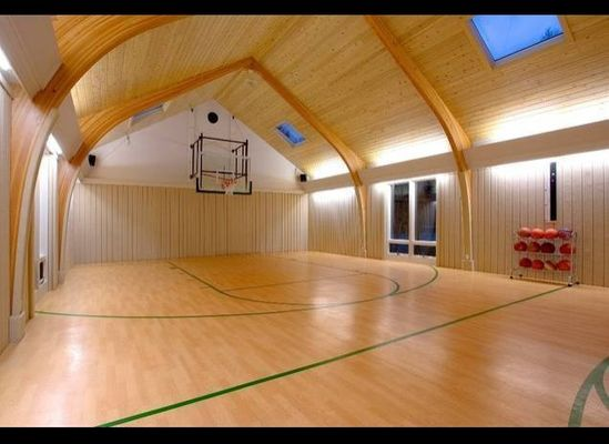 16 Homes With Basketball Courts You Can Buy Now Huffpost Life