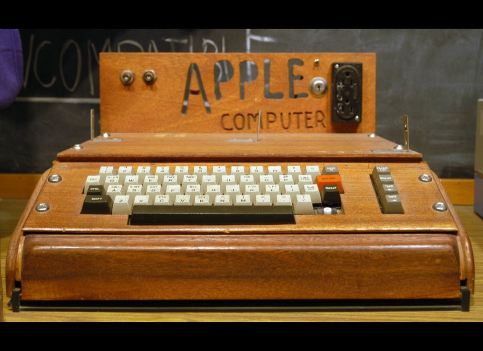 Apple's first product was a computer for hobbyists and engineers, made in small numbers. Steve Wozniak designed it, while Job