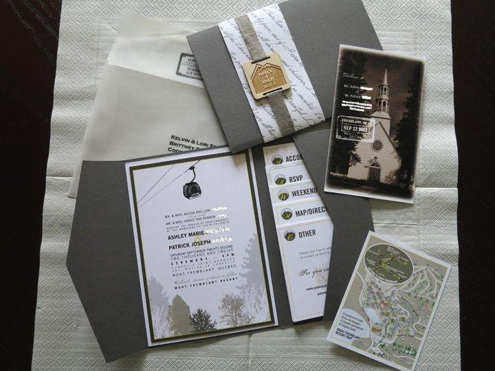 wedding invitation ideas from real weddings photos huffpost life