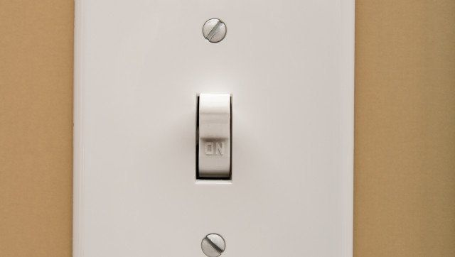 Light switch - IE251-855