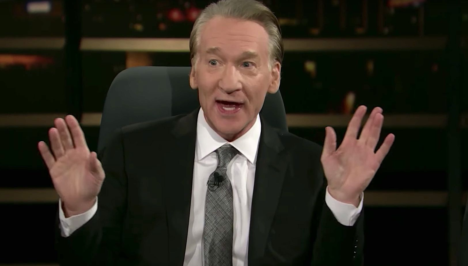 Bill Maher Breaks Down Why He Thinks Trump's Base Is Ditching