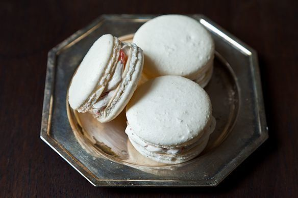 """<strong>Get the <a href=""""http://food52.com/recipes/17191-classic-french-macaron-with-vanilla-buttercream-filling"""" target=""""_bl"""