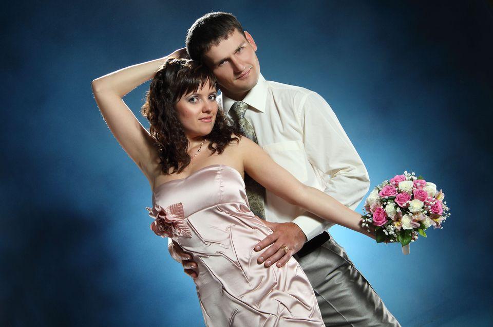 Awkward Stock Wedding Photos