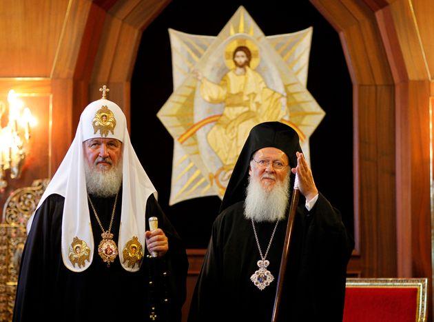 Βαθαίνει το ρήγμα μεταξύ του Οικουμενικού Πατριαρχείου και του Πατριαρχείου