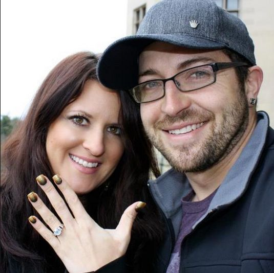 @Travis__Hillary: #happyhappyhappy #engaged #Christmas2012 #TeamJesus #Winning!