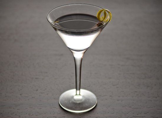 There are few things in this world more perfect than a classic Dry Martini. While our recipe is very traditional, calling for