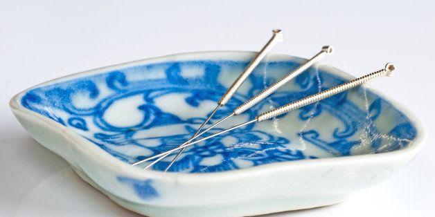 acupuncture needle