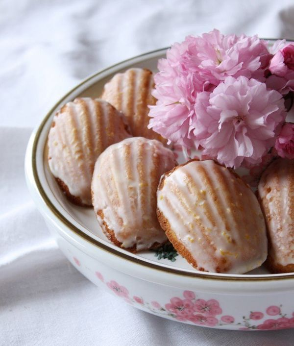 """<strong>Get the <a href=""""http://tutti-dolci.com/2012/04/meyer-lemon-madeleines/"""">Meyer Lemon Madeleines recipe from Tutti Dol"""