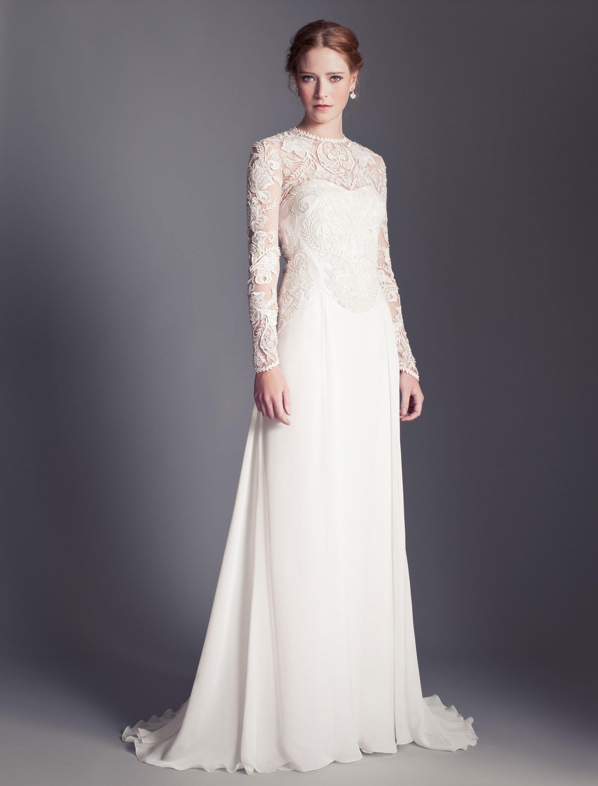 Downton Abbey Wedding Dresses
